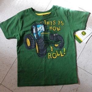 John Deere tractor tee